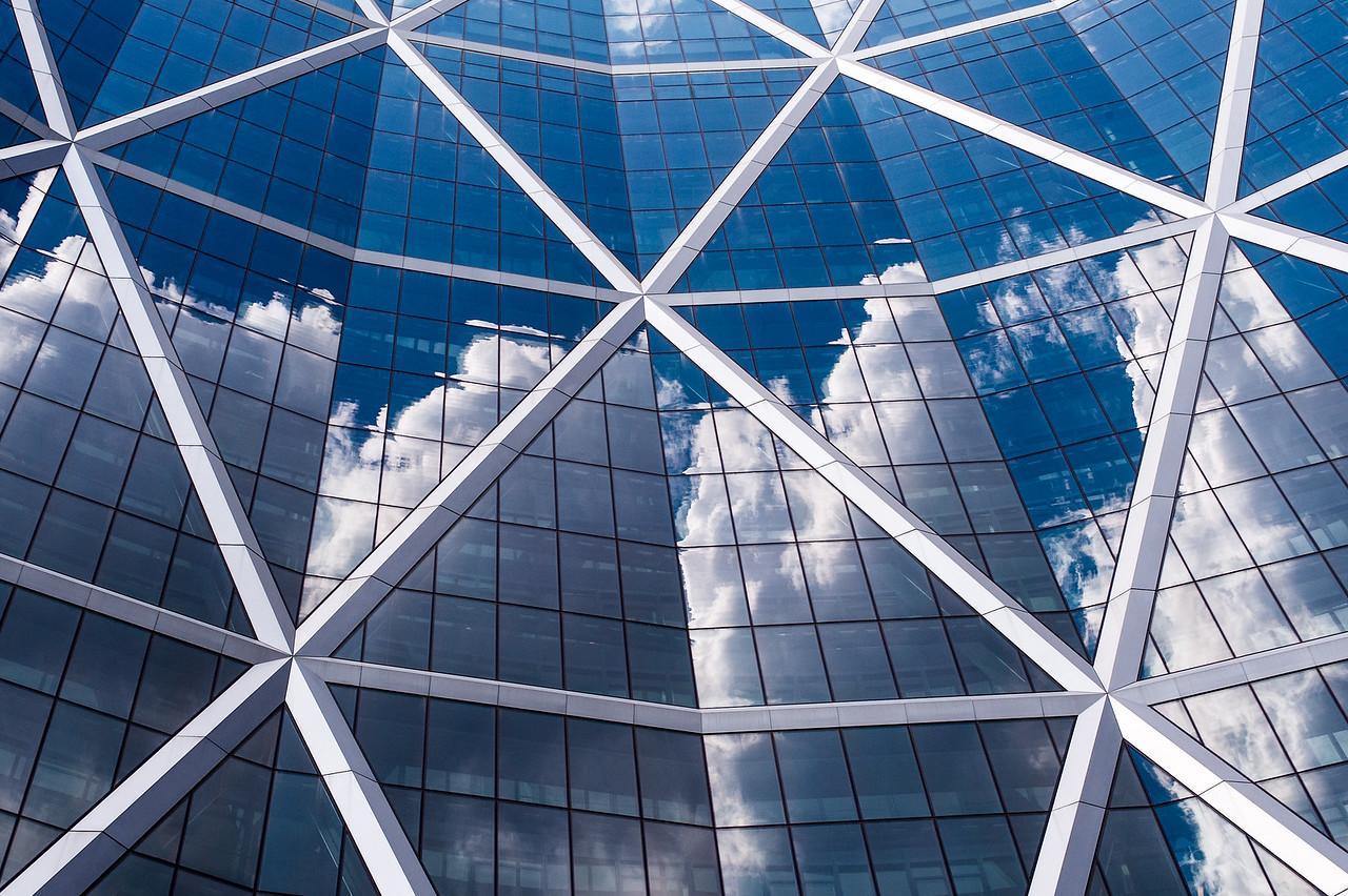 Urban Reflections, YYC