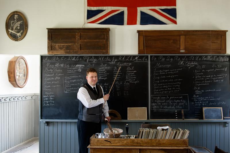 Weedon School Teacher - Mr. Chisholm