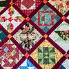 Blow'n in the Wind Series; Quilt Farmer's Wife and Friends