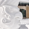 Snow Scupture - Winter Wind