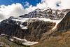 Mount Edith Cavell in Jasper National Park, Alberta, Canada.