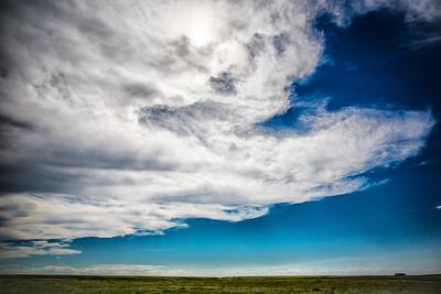 Prairie Cloudscape