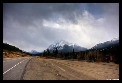 Leading to a Mountain