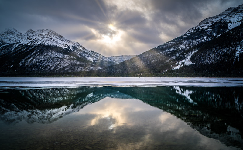 Spray Lakes, Canmore