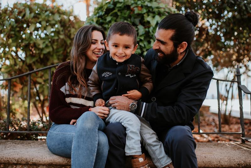 Marcela + Omar + Marcel