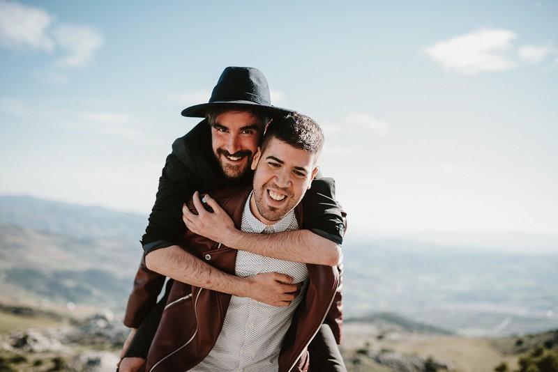 Tony + Paco