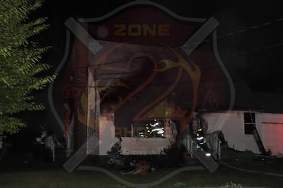 Albertson Fire Co. Signal 10 21 Foxcroft Rd. 7/24/12