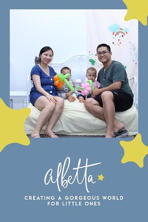 Albetta | Store Opening instant print photobooth @ Crescent Mall | in ảnh lấy liền Sự kiện Khai trương cửa hàng | Photobooth Saigon