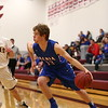 Pella, Iowa February 16, 2017 -- Pella Christian high school boys basketball vs Albia. Courier Photo by Dan L. Vander Beek