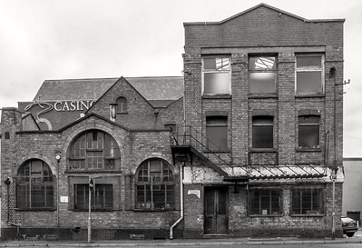 Albion Brewery, August 2009