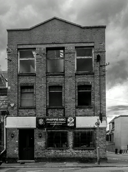 Phipps NBC, Albion Brewery, Commercial Street, Northampton