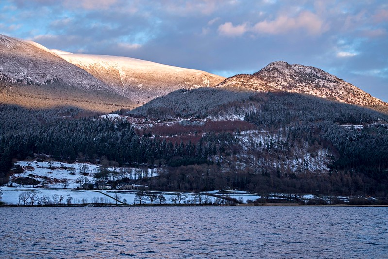 Tue 6th Feb : Blackstock Point : Carl Side and Dodd