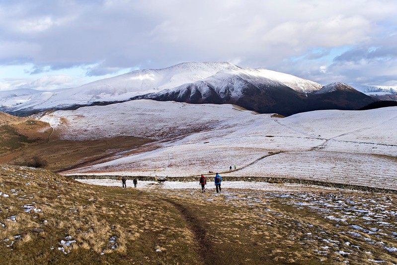 Fri 9th Feb : Sale Fell : Skiddaw