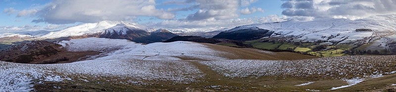 Fri 9th Feb : Sale Fell : Summit Panorama