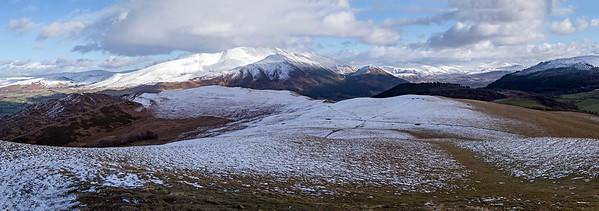 Fri 9th Feb : Sale Fell : Summit View : Skiddaw
