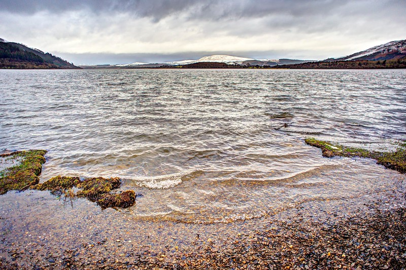 Wed 17th Jan : Blackstock Point : Binsey