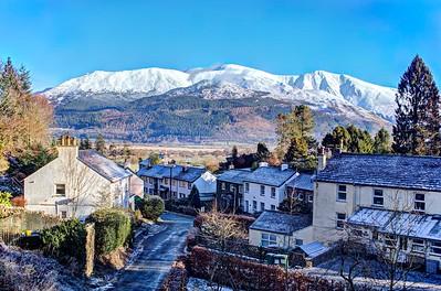 Wed 23rd Jan : Thornthwaite : Snow On Skiddaw