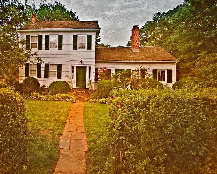Jarvis House, Village Commons, Huntington Village, Sufolk County, New York