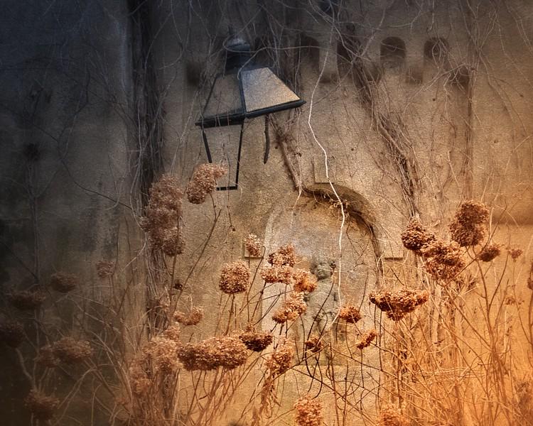 Broken Light at Ferguson's Castle, a.k.a. The Monastery, Huntington Bay, Suffolk County, Long Island, New York