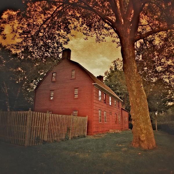 Jarvis-Fleet House, Village Commons, Huntington Village, Sufolk County, New York