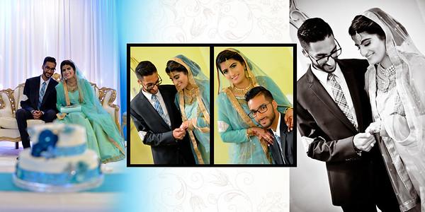 Aliyah & Ali: Engagement