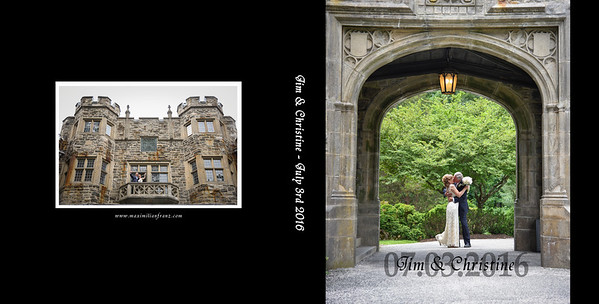 Jim & Christine's Wedding Album