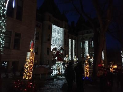 Noël allemand Vieux-Québec