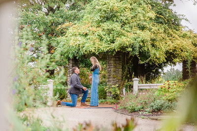 Biranna + Tom   Proposal Photography