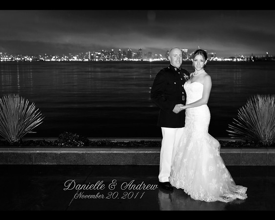 Danielle & Andrew @ Admiral Kidd Club
