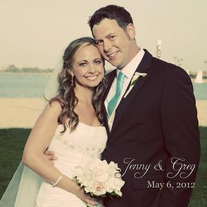 Jennifer & Greg @ The Catamaran