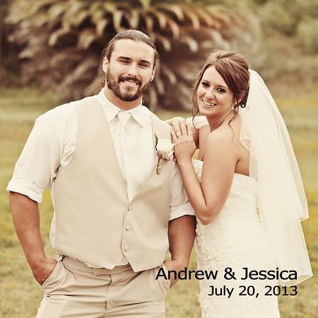Jessica & Andrew @ Rancho Guajome Adobe
