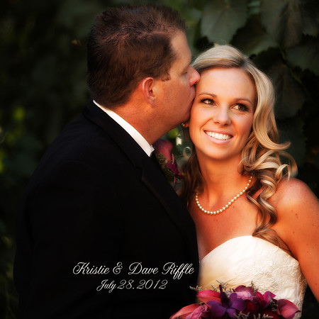 Kristie & Dave @ Longshadow Ranch