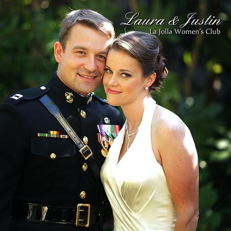 Laura & Justin @ La Jolla Women's Club