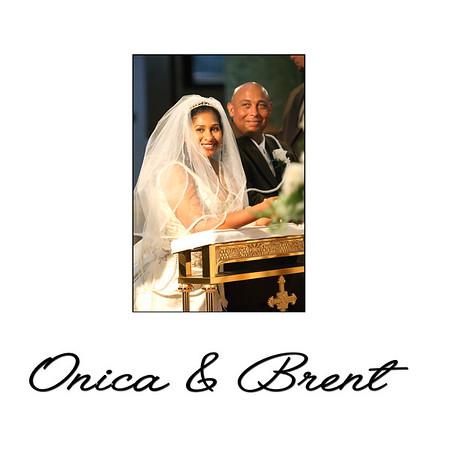 Onica & Brent @ The Catamaran