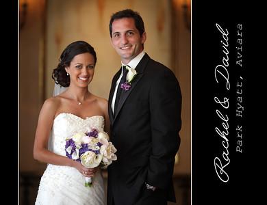 Rachel & David @ Park Hyatt Aviara
