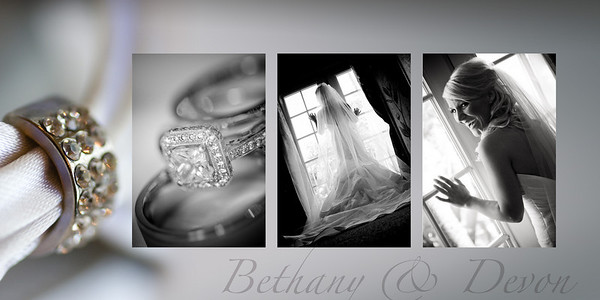 Bethany and Devon