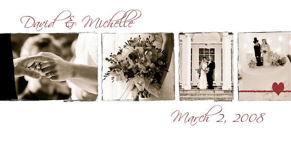 David and Michelle BOOK