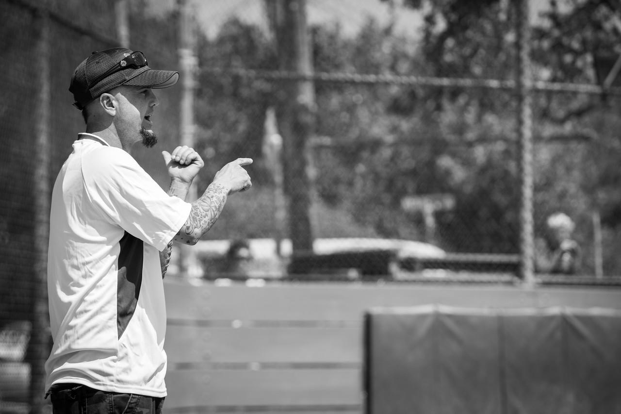 Coach Marcus