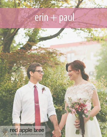 Erin+Paul Wedding Album