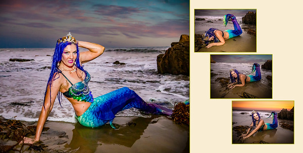 Moni The mermaid_11