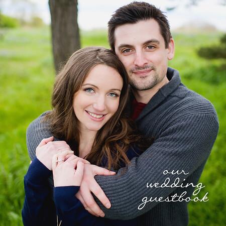 Nicole & Doug | Guestbook Album V1