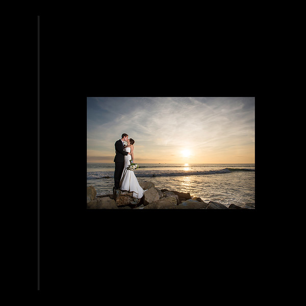 Christie & Jed Wedding Album: PROOF 1
