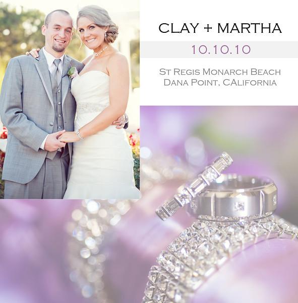 Clay & Martha