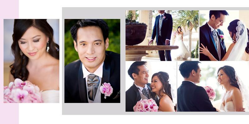 Rebecca & Kevin: Pelican Hill Wedding
