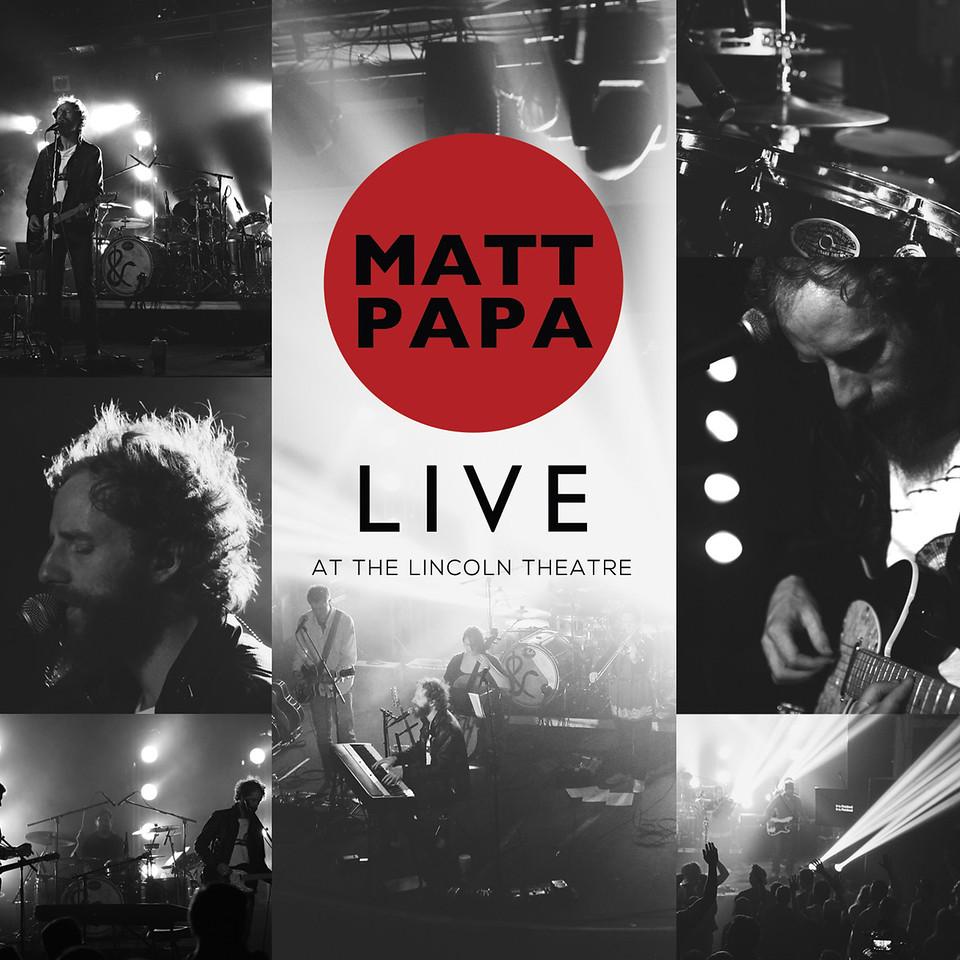 Matt Papa - Look and live Album art