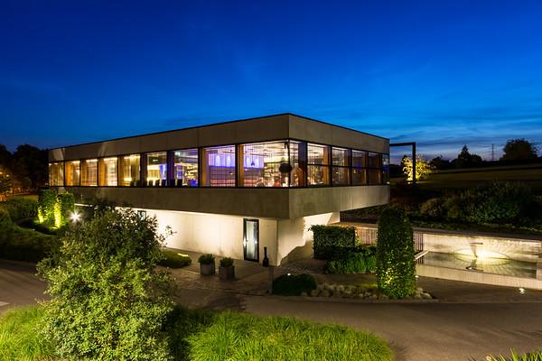 Restaurant De Kristalijn, Hotel Stiemerheide, Genk