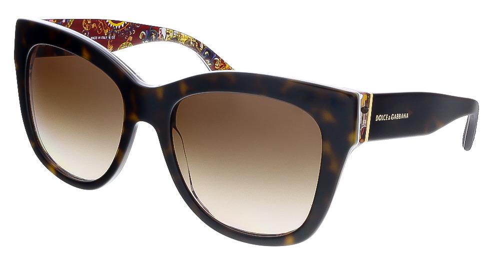 Dolce&Gabbana DG4270  303713 Havana Cateye Sunglasses