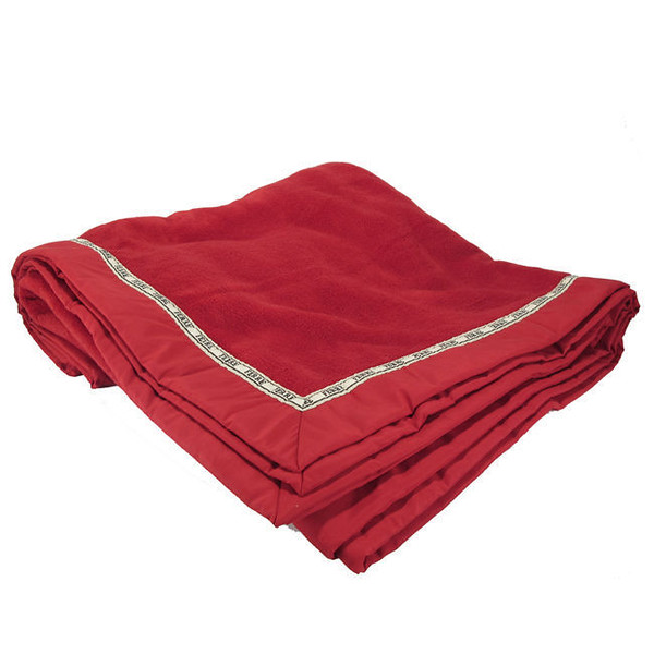 Gianfranco Ferre GFF 91216011 BCH Red Fleece Blanket [Luggage]