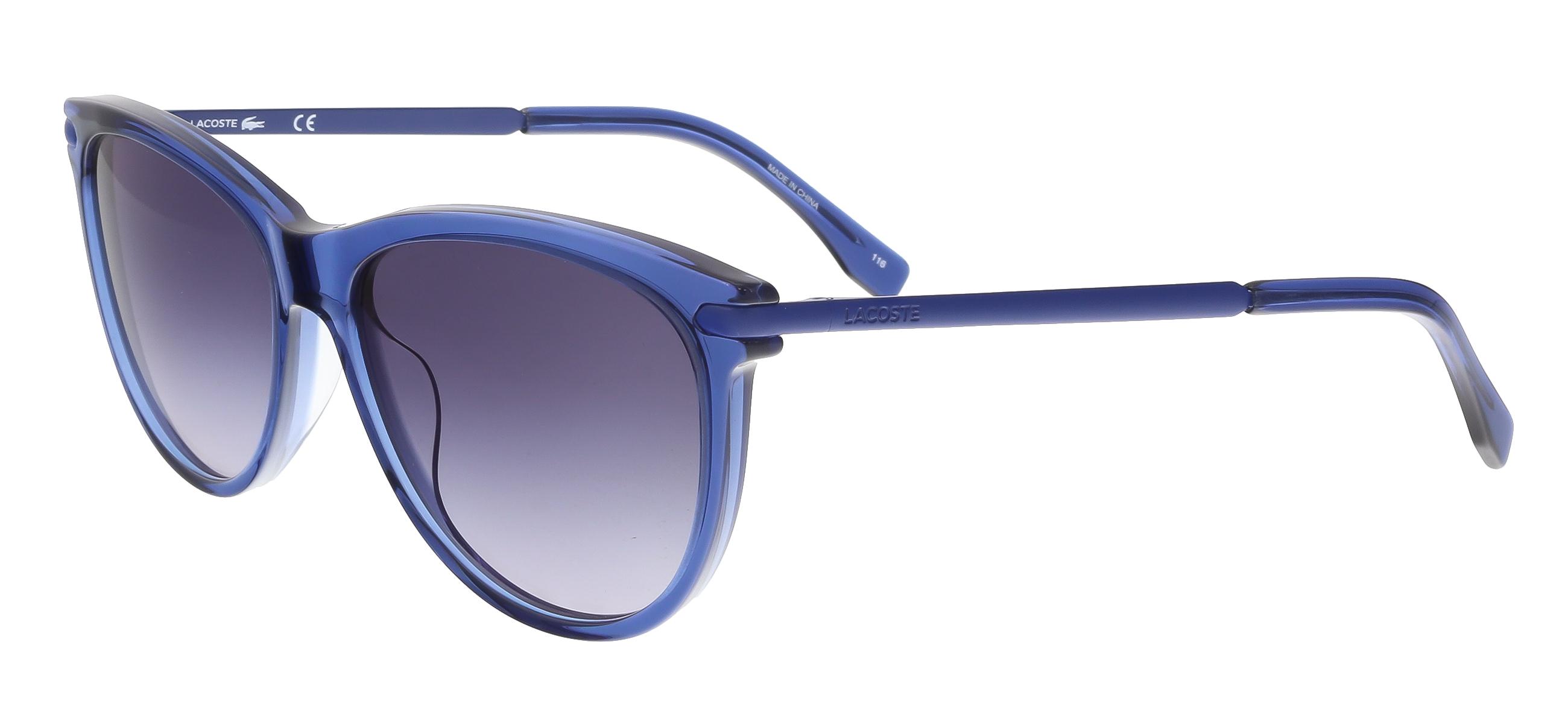 L812/S 424 Blue Wayfarer Sunglasses