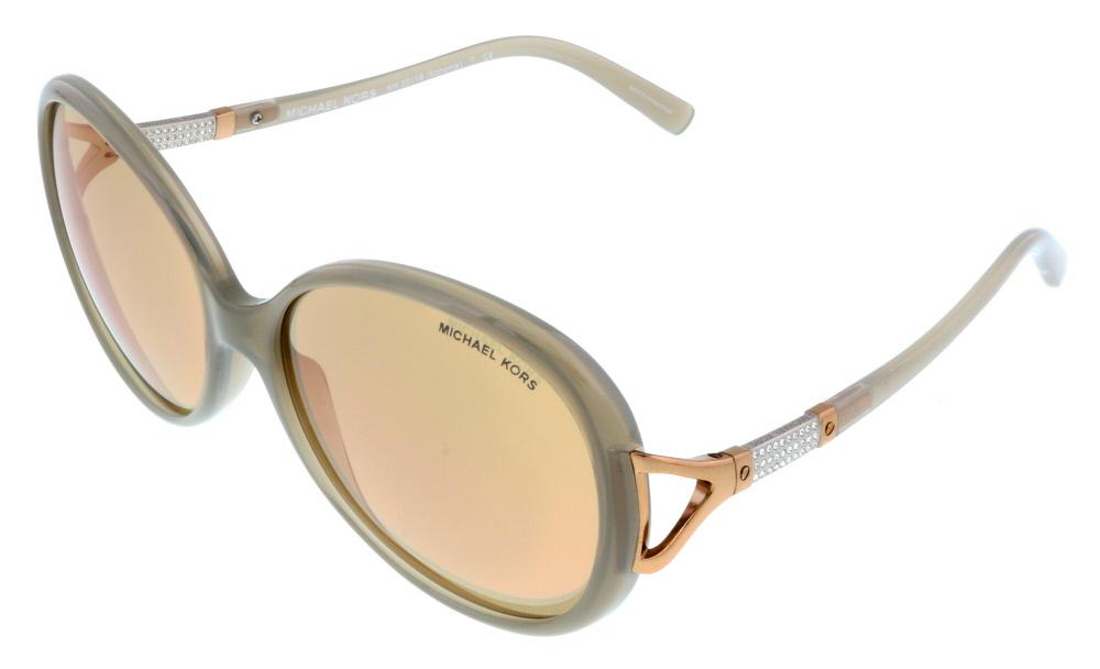 Michael Kors MK2011B SONOMA 3043R1 Grey Round Sunglasses